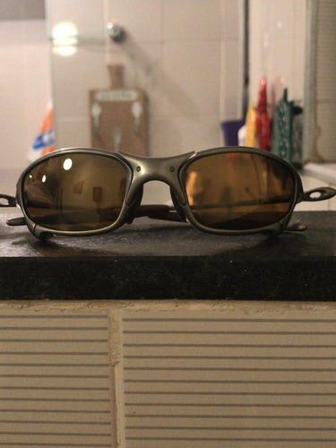 3e7b7538b Oculos Oakley Juliet Original + Lente Ruby