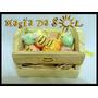 Kit Mini Engradado Sabonete Artesanal Frutas - 01 Unidade
