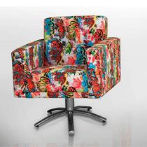 Cadeiras Poltrona Decorativas Sala Estar Recepção - Fratello