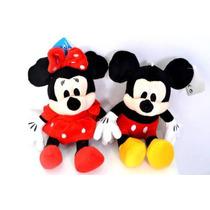 Kit Com 6 Minies E Mickey