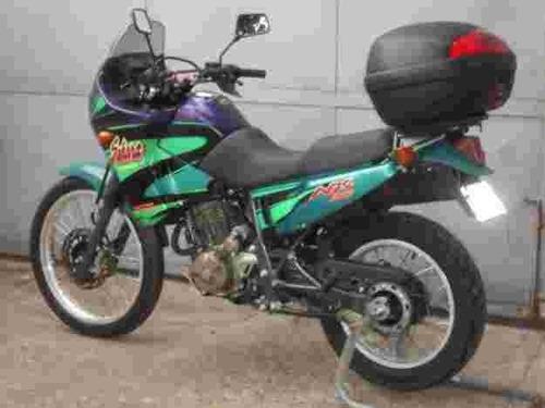 MOTO HONDA NX 350 SAHARA 1998 400CC