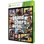 Jogo Gta 5 Xbox 360 Grand Theft Auto V Mídia Física Lacrado