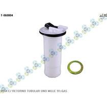 Bóia Tubular Tanque Combustivel Tempra 92/94 C/ Retorno