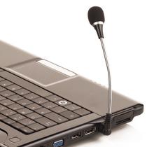 Microfone Flexível Para Notebook - E-clear