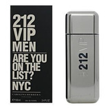 Perfume 212 Vip Men Masculino Eau De Toilette - 100ml