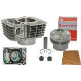 Kit Cilindro Cg 150 P/ 190cc - Titan / Fan / Nxr /  Bros