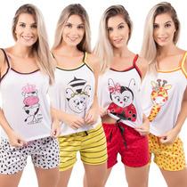 370ced089094e1 Busca pijama verao com os melhores preços do Brasil - CompraCompras ...