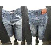 Jeans Masculino Bermuda Shorts Várias Marcas