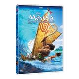 Dvd Moana Um Mar De Aventuras - Disney - Original Lacrado