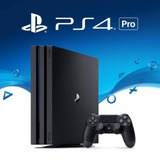 Playstation 4 Ps4 Pro Sony 1tb 4k Só Sedex. Modelo Novo