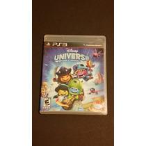 Jogo Disney Universe Para Ps3-usado