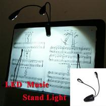 Luminária Led Duplo Para Partitura Etc...