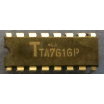 Ta7616p Ta 7616 Car Radio Am Tuner One Chip Am System Dip16