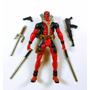 Marvel Universe Deadpool  Loose - Brinquetoys