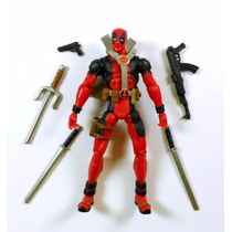 Marvel Deadpool Com Máscara Loose - Brinquetoys