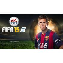 Fifa 2015 15 Ps4 Play4 - Narração Português Lacrado Original