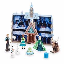 Castelo Frozen Fever Original Disney Store Abre E Fecha