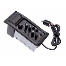 Captador Pré Amplificador Eq-7545r Violão Pre Equalizador