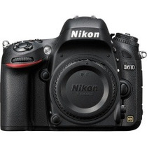 Câmera Digital Nikon D610 - Corpo