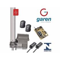 Kit Motor Portão Eletrônico Basculante Garen 1/3 Barato