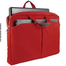 Bolsa Feminina Para Notebook Até 15,6 Vermelha Multilaser