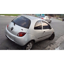 Sucata Do Ford Ka Clx