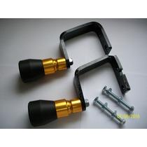 Slider Cb300 Dianteiro Dourado Alumínio / P P Frete Grátis