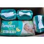 160 Fraldas Pampers Total Confort Tamanho Rn - 3 A 6 Kg - Xp