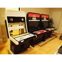 Arcade Bartop Projeto E Furações