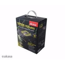 Cooler Venom Vodoo Akasa - Ak-cc4008hp01 - 2 Ventiladores