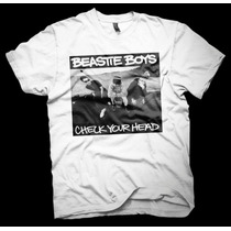 Camisetas Beastie Boys, Bandas Rock, Ramones,pink Floyd