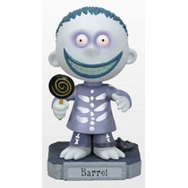 Boneco Funko Wacky Wobbler - Barrel - Nightmare Before Chris