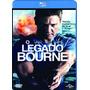 Legado Bourne, O - Blu Ray Dub/ Leg, Lacrado