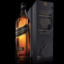 Johnnie Walker Black Label 1 Litro 40%alc 12 Anos