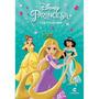Livro Princesas Disney Ler E Colorir Médio Culturama