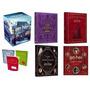 Box Coleção Harry Potter Completa 14 Livros Frete Grátis