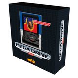 Console Mega Drive Tec Toy + 1 Controle Com 1311 Jogos