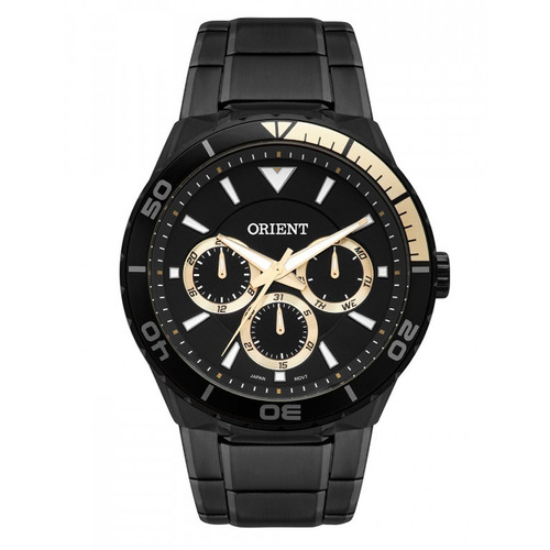 085b48c9407 Relógio Orient Preto Masculino Mpssm002p1px. R  749