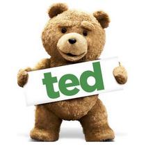 Urso Pelucia Fofinho Do Filme Ted 60cm Personagem Importado