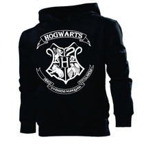 Blusa Hogwarts Moletom Canguru - Harry Potter