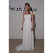 Vestido De Noiva David Bridal Importado Canadá Modelo Sereia