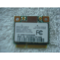 Placa Wireless De Notebook Mod. Ar58125 E1 471 6613 Acer