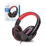 Fone Headfone Gamer Com Led Microfone Compatível Com Ps3/ps4
