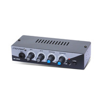 Mixer Stetsom Ma-1200 Rca- Entr. P/ 1 Microfone+ 1 Auxiliar