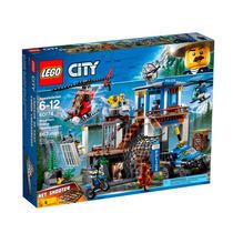 Lego City - Quartel Policial Da Montanha - 60174