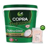 Balde Oleo De Coco 3,2 Litros - Extravirgem Copra