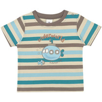 Conjunto Para Bebê Camiseta E Bermuda Submarine - Tip Top