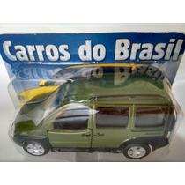Fiat Doblò Adventure Metal Carro Brasileiro Miniatura 11cm