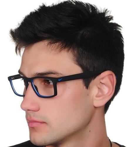 653c8d0bb Armação Óculos Para Colocar Grau Modelo Masculino