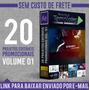 20 Projetos Editáveis After Effects - Promocionais Vol. 01